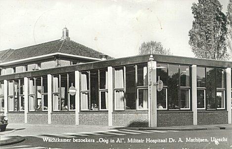 militair hospitaal utrecht geschiedenis